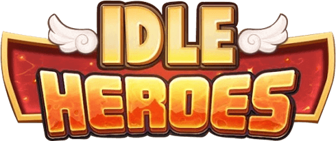 Idle heroes logo