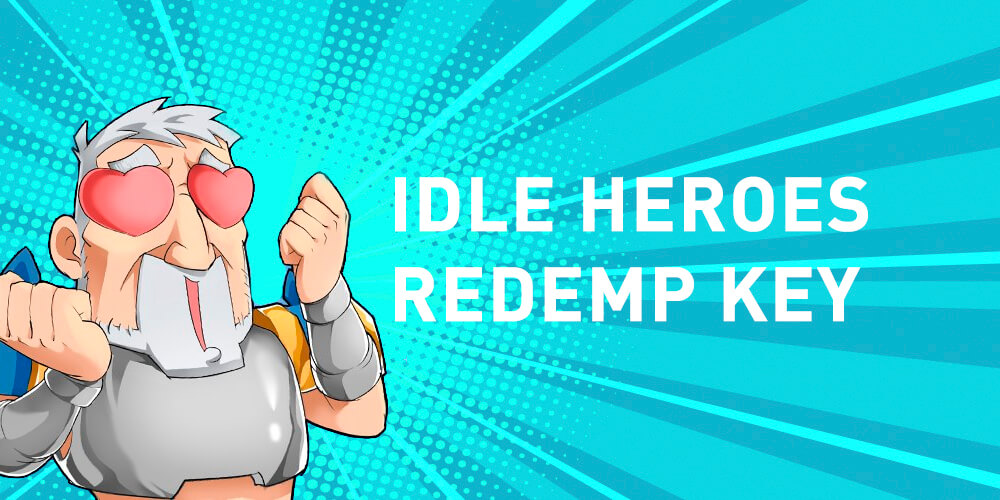 idle heroes cdkey redemption code